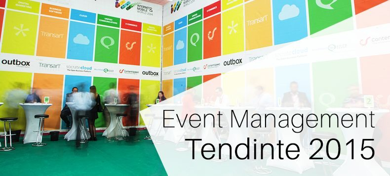 7. Event management - tendinte 2015