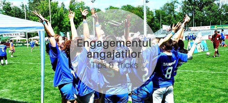 8. Programe personalizate de engagement al angajatilor -  Tendinte si Sfaturi pentru 2015