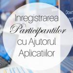Solutii digitale de event management:  Inregistrarea participantilor cu ajutorul aplicatiilor